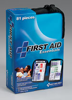 Softsided First Aid Kit, Small