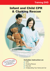 2005 CPR & First Aid Training DVD-English