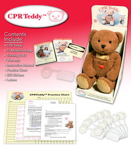 CPR TEDDY™ Child Care Center Kit
