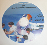 CPR Prompt® Healthcare Provider CPR DVD