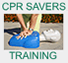 CPR Savers Training. First Aid, CPR, AED classes.