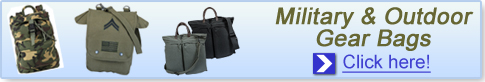 Military & Outdoor Gear Bags