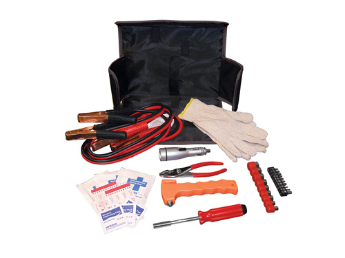 150 Piece Highway Emergency Kit