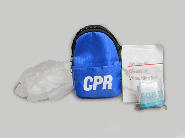 CPR Backpack Keychain