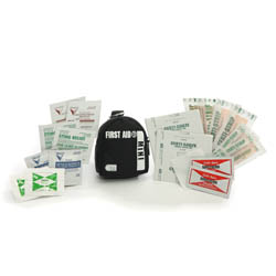 MP-33 - Mini First Aid Pouch - Black
