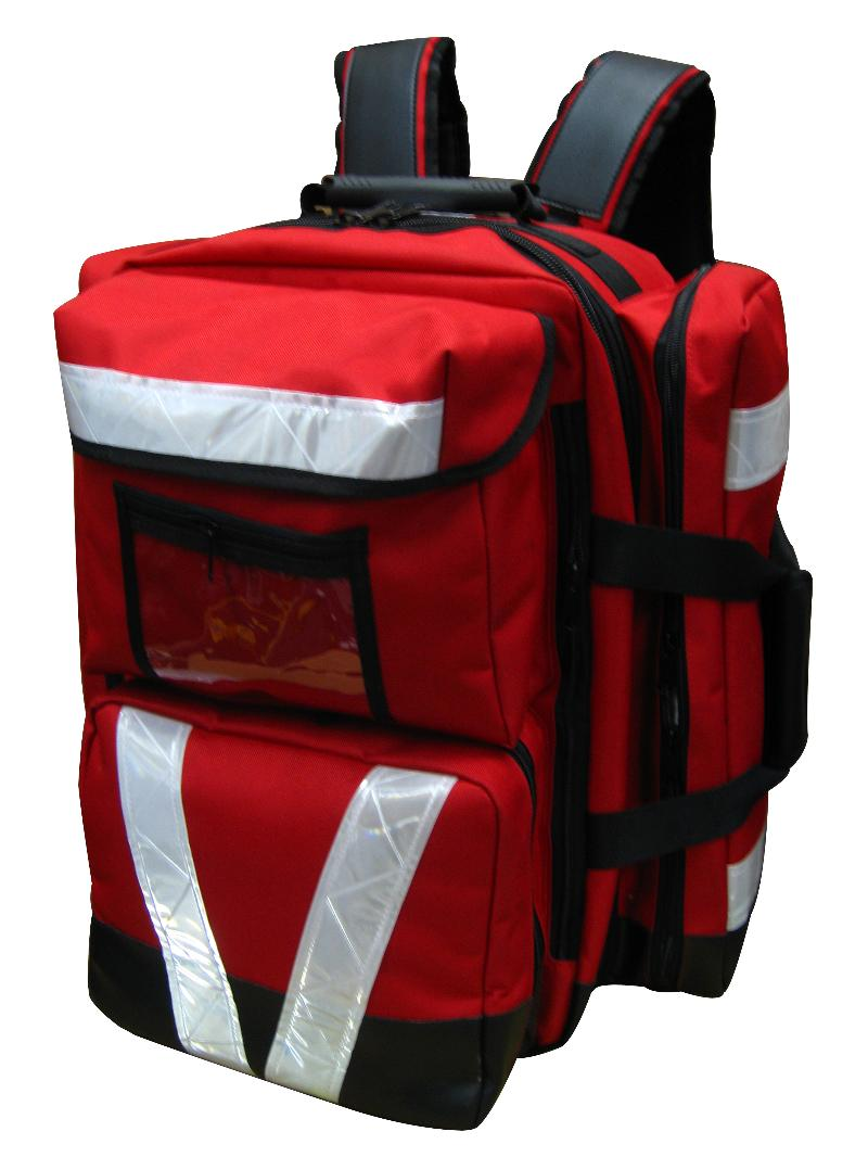 Kemp Red Ultimate EMS Backpack