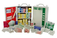 Deluxe First Aid Station