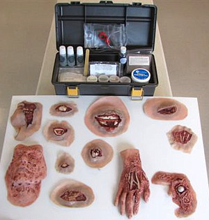 E.M.T. Casualty Simulation Kit