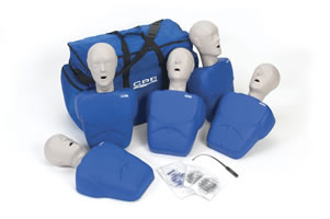 Adult/Child 5-pack cpr Manikins
