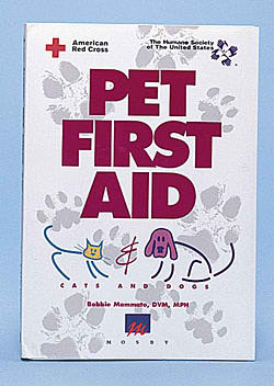 Pet First Aid : Dogs and Cats Manual