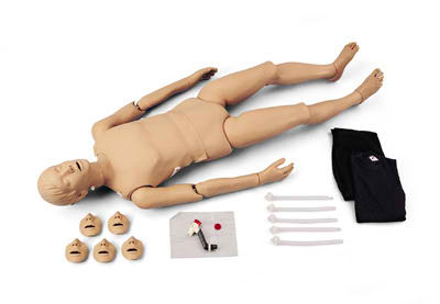 Full Body Trauma CPR Manikin