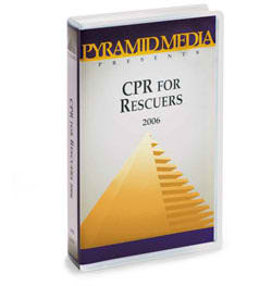 CPR for Rescuers - DVD