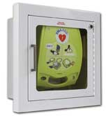 AED Wall Cabinet (flush mount)
