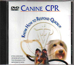 Canine CPR Video - DVD