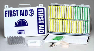 Mining Safety & Health Administration First Aid kit