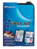 medium, all purpose softsided first aid kit