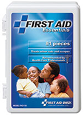 81 Piece Medium, All Purpose First Aid Kit - 1 each