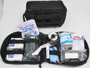 Elite First Aid Military Trauma Kits