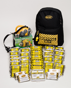 Economy Emergency Backpack Kits
