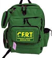 CERT Deluxe Back Pack
