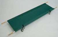 Medical Corps Type Aluminum Pole Stretcher