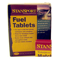 Fuel Tablets - Pack of 8