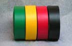 Emergency Colored Triage Tape - Set of 4