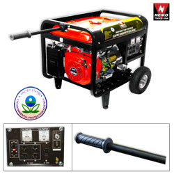 13 HP 8000 watt Portable Generator