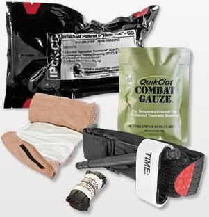 Elite First Aid Military Trauma Kits