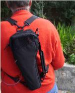 The Bellhop Oxygen Cylinder Backpack Carrier Bag
