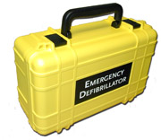 Deluxe Hard Carrying Case - Yellow