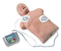 Nasco Life/form® AED Trainer with Brad™ CPR Manikin