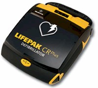 LIFEPAK CR® Plus Defibrillator
