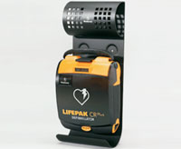 Wall Bracket for LIFEPAK CR Plus AED