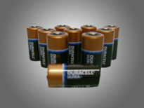 Type 123 Lithium Batteries - package of 10