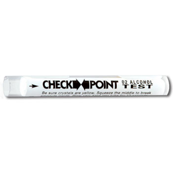 AlcoPro CheckPoint breath alcohol test
