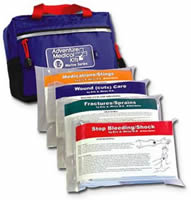 Marine 400 - Boat First Aid Kit