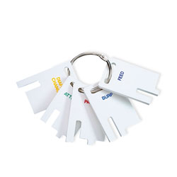 Ready-or-Not Tot® - Student Keys