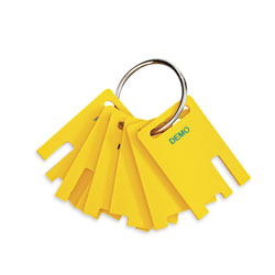 Standard Ready-or-Not Tot® - Teacher Keys