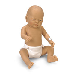 Newborn Baby Doll - White Baby Girl