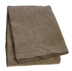 Khaki wool fire blanket