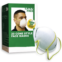 N95 Particulate Respirator - box of 20