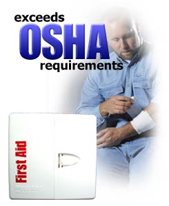 OSHA Smart Compliance First Aid Program