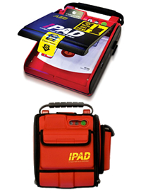 I-Pad Automated External Defibrilator