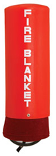 Rust Proof Fire Blanket