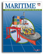 Maritime General Industry Regulations