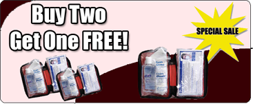 Personal Protection Kit, Buy Two Get One FREE!