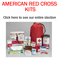American Red Cross Kits